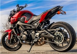 Motorrad Ausmotten