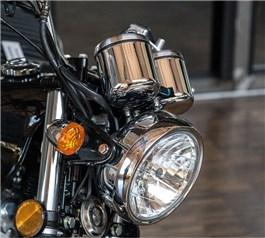 Blinker tauschen am Motorrad